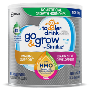 GO AND GROW HMO TODDLER DRINK 24 OZ