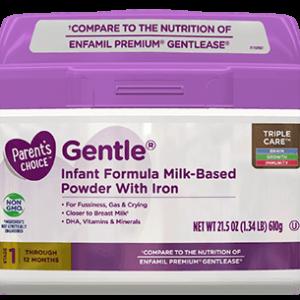 Parents-Choice-Gentle-Infant-Formula-Powder-33.2-Oz-300×300