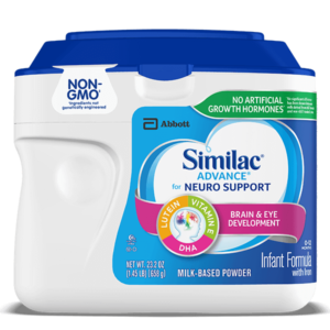 SIMILAC ADVANCE FOR NEURO SUPPORT