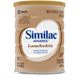 SIMILAC ADVANCE LAMEHADRIN FORMULA