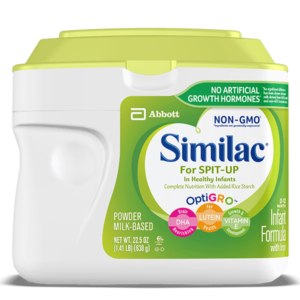 SIMILAC FOR SPIT UP NON GMO