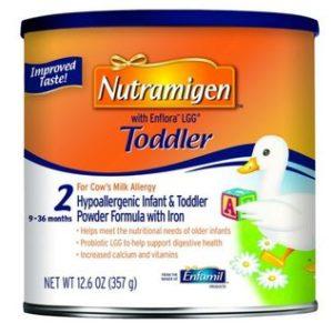 NUTRAMIGEN WITH ENFLORA LGG TODDLER POWDER