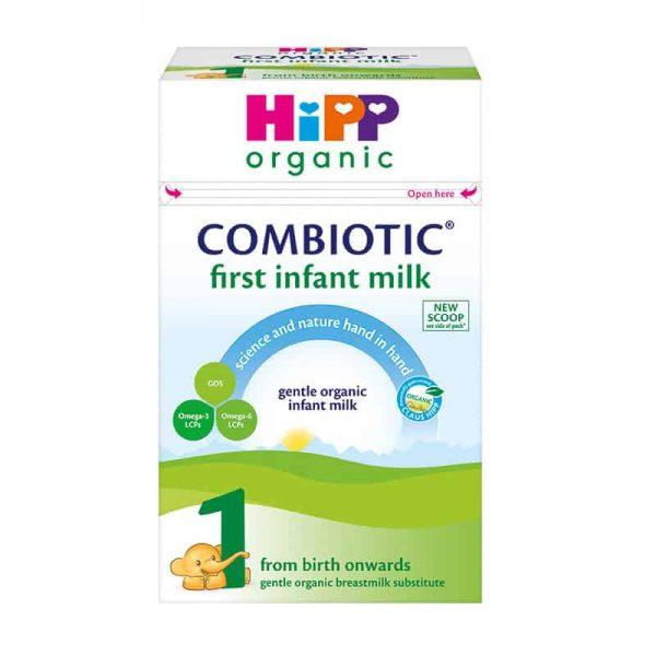 HIPP COMBIOTIC FIRST INFANT MILK 800G