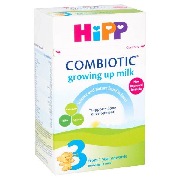Hipp Combiotic Growing Up Milk 3 600g