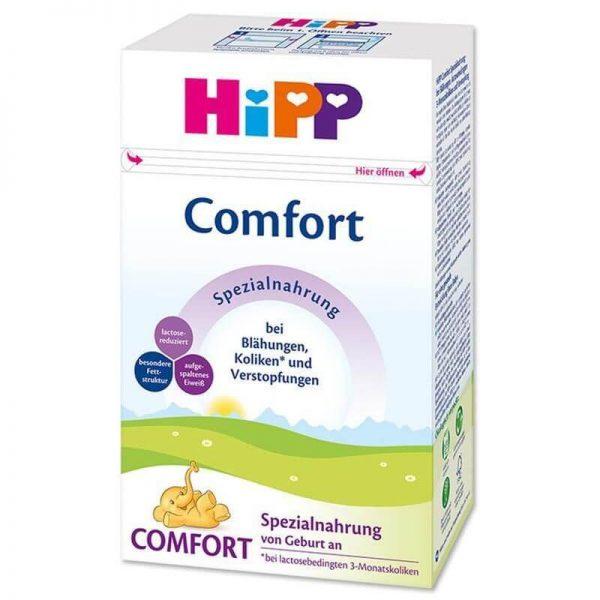 HIPP COMFORT SPECIAL BABY FORMULA 500G