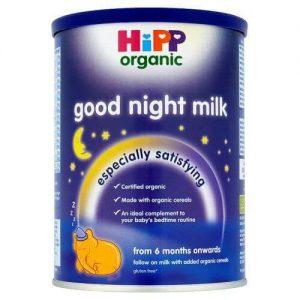 HIPP ORGANIC GOOD NIGHT BABY FORMULA