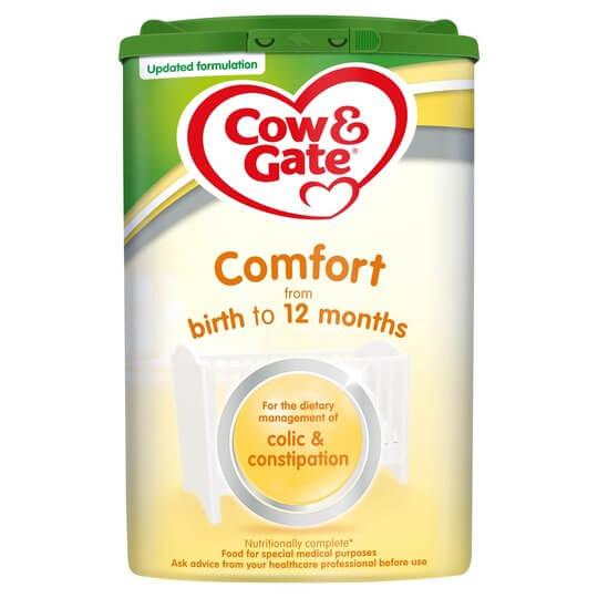 Cow and Gate Comfort Milk Powder 800g