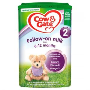 Cow and Gate Follow on Milk 2 Powder