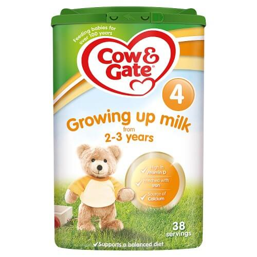 Cow and Gate Growing Up 4 Milk Powder