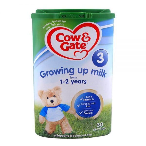 Cow and gate Growing Up Milk 3 800g