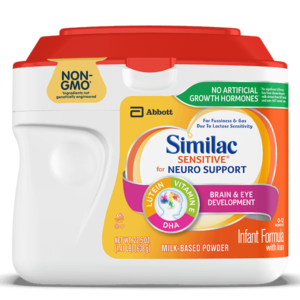 SIMILAC SENSITIVE FOR NEURO SUPPORT 22.5 OZ