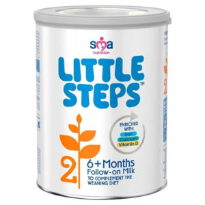 SMA LITTLE STEPS FOLLOW ON MILK 800G