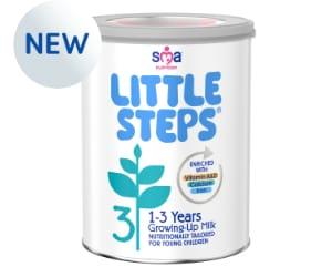 SMA LITTLE STEPS GROWING UP MILK 800G